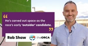 Rob Shaw on Val Litwin BC Liberal Leadership Candidate
