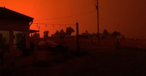 BC Wildfires Armstrong