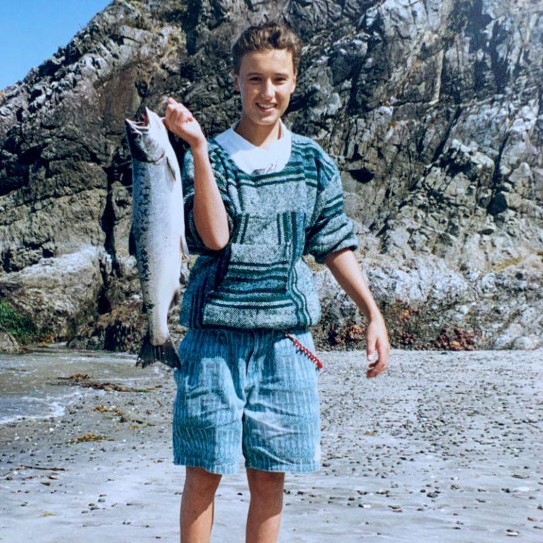 Val fishing